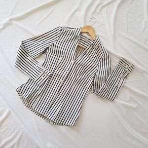 Fitted long sleeve shirt US6 (fits 4)